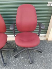 RED DESK CHAIR ($25 EACH) Bel Air, 21014
