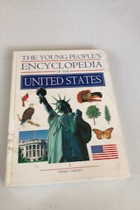 The young peoples encyclopedia of the United States #2