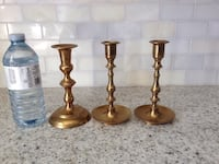 Brass Candlestick Holders Whitby, L1N 5L3