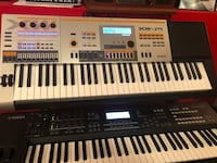 Casio XW-P1 Keyboard Synthesizer