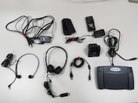 Olympus DS-7000 Professional Digital Dictation and Transcription kit