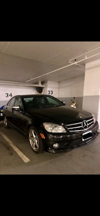 09 Mercedes Benz Low KMs, Local Vancouver