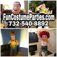 Toy story parties Rahway