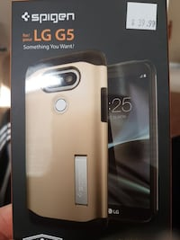 Phone case for  LG G5, never used brand new in box Newmarket, L3X 3J8