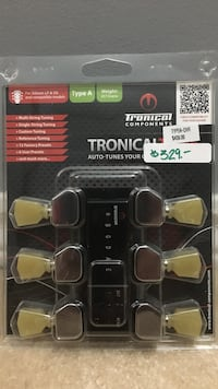 Tronical tuners type A Burlington, L7M 4A1
