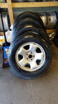 Honda Odyssey Acura MDX winter package with Hankook tires Milton