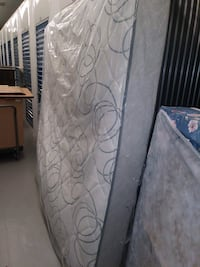 King Size Mattress with Box Springs