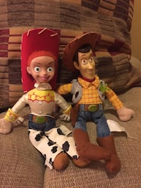 Woody and Jesse dolls Potomac Falls, 20165