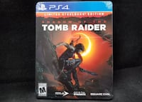 Shadow of the Tomb Raider Limited Steelbook Edition for PlayStation 4 El Paso, 79925