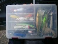 Fishing Gear /Tackle/Tacklebox Bloomington