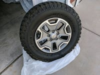 Rubicon wheels/Tires 5 Colorado Springs, 80925