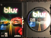 Blur - PC Game - 10 bucks  Toronto, M4A 1K8