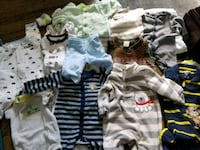 Baby clothes and socks Reston, 20190