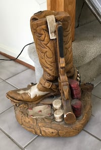 Cowboy boot door stop Abingdon, 21009