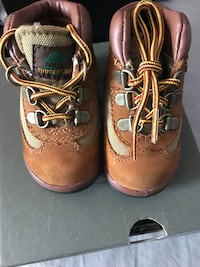 Toddlers Timberlands size 4 East Greenbush, 12061