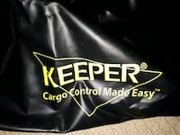 Keeper roof top cargo bag Reston, 20190