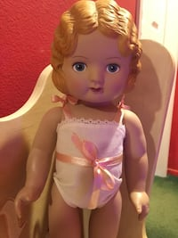 Collectible doll Bonsall, 92003