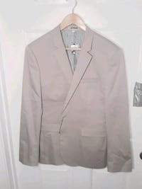 Mens Express Innovator Stone Suit Jacket Size 40R Vienna, 22181