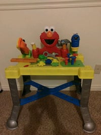 Sesame Street Elmo Sing and Giggle Tool Bench OBO Springville, 84663