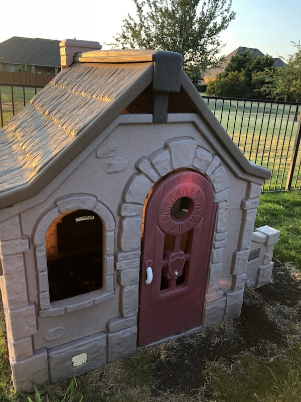 Naturally Playful Storybook Cottage