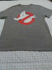gray and red crew neck shirt Roseville, 95678