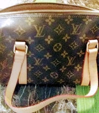 brown Louis Vuitton leather bag Westminster, 80021