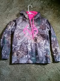 Camo hoodie Russell, 16345