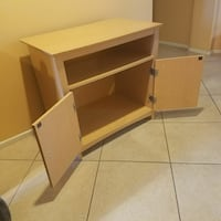 brown wooden base cabinet
