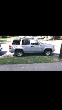 Jeep - Grand Cherokee orvis edition  - 1997 Severn