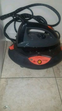 Steame good condition low watt 728 km