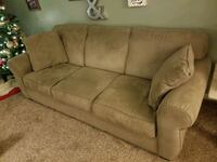 Couch with pull out full bed. Portsmouth, 23707