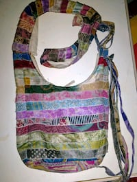 Silky patchwork purse Athens, 30601