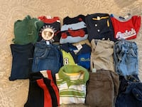 Boys size 18 month clothes Ashburn, 20147