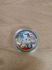 All Military Branches Challenge Coin Charleston, 29414