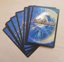 Duel Masters TCG Card Collection (4 Super Rare Cards and More!)