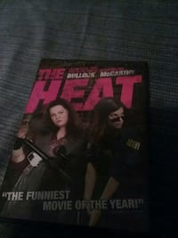 The heat ..dvd