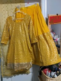 Yellow Lengha for sale  Surrey, V3W 6K7