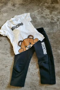 12-18 Months Moschino Track Suit  Nobleton, L0G 1N0