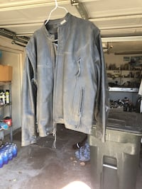 HD Willie G Motorcycle Leather Jacket size XXL