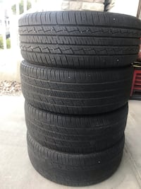 Continental Pro Contact 215 60 R16 Murray, 84107