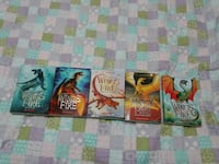 wings of fire book series  Mississauga, L5M 7Y8