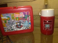 Pee wee lunch box  Wichita, 67213