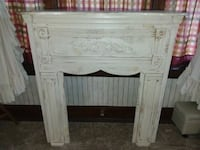 Handmade wooden mantel. Alliance, 44601