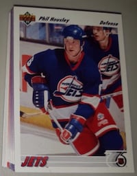 61 Variety Jets Cards... $5 Firm For 61 Cards. Calgary
