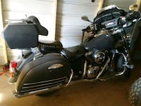 black and gray touring motorcycle Burnside, 42519