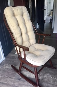 Rocking chair, cherry