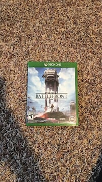 Xbox One Battlefront case