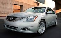 2010 Nissan Altima 2.5 CVT Washington
