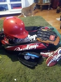 Rawlings sports bag new condition Rutledge, 37861