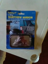 Safety1st 2-way babyview mirror pack